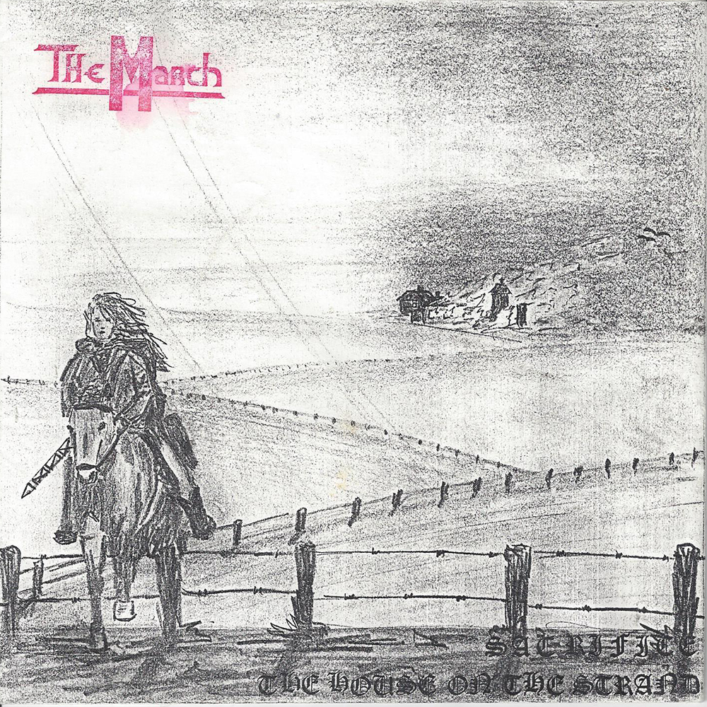 The March - Sacrifice (Single)