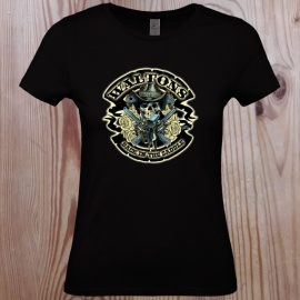 Cowgirl-Shirt 'Back in the saddle'