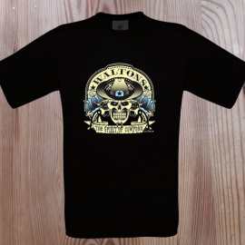 T-Shirt 'Spirit of Cowpunk'